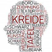 Info-Text-Grafik - Kreide