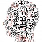 Info-Text-Grafik - Liebe