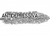 pic of antidepressant  - Word cloud  - JPG