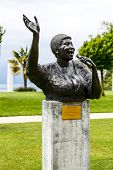 Statue To Aretha Franklin, Montreux