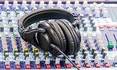 Headphone On Mixer