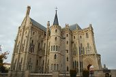 Gaudi's Episcopal Palace, Astorga