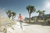 dusty walk