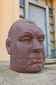 Sculpture Portrait Of Zanis Griva