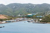 Industrial Port In St Thomas