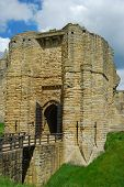 Warkworth Castle Entrance Tower
