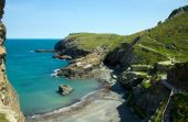Tintagel Coastline