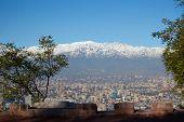 Winter in Santiago