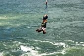 Tandem Bungee Jumping Africa