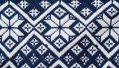 Retro Nordic Jersey Pattern