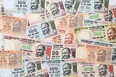 Indian Currency Bank Notes