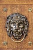 Lion's Head, Door Knocker.