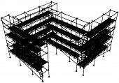 Scaffolding Structure