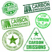 Low Carbon Emissions Stamps