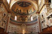 San Giovanni In Laterano Apse, Rome, Italy