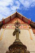 Buddha statue at Wat chumpon suttha wat