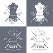 Fashion School Emblem