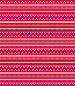 Pink ethnic henna pattern
