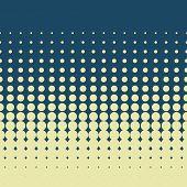 Monochrome pattern transition