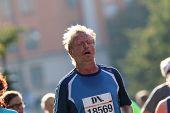 Very Tired Running Man