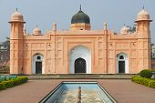 Mausoleum of Bibipari in Lalbagh fort, Dhaka, Bangladesh.