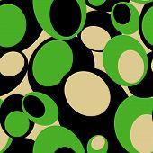 Pattern Of Olives