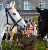 Poland Soldier Portrait