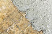 Concrete Floor Pouring