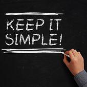 Keep It Simple!