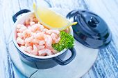 dish made from shrimp