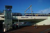 Station Almere Poort -railroad station