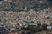 picture of population  - Populous city of Alanya in Turkey at spring time - JPG