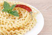stock photo of basil leaves  - italian food  - JPG