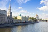 The Moskva River Embankment