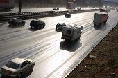 Wet Autobahn