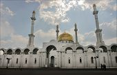 New Mosque In Astana