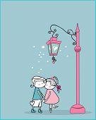 secret of street lanter