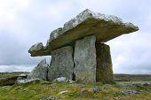 Poulnabrone Dolmen, Ireland