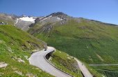 Furka pass, Switzerland