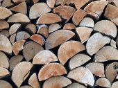 beech cordwood
