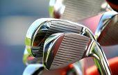 picture of caddy  - Golf Clubs - JPG