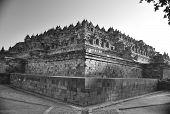 Borobudur chedi