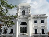 Panama City, the Municipality Palace