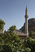 stock photo of mosk  - Mostar landmark building  - JPG