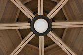 Inner Gazebo Roof Framing