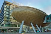Modern Architecture In The Hong Kong Science And Technology Parks