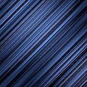 Dark Blue Soft Diagonal Lines Background. poster