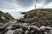 White Paited Lighthouse, Fanad Head, Ireland
