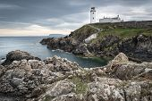 Lighthouse At Fanad Head, Donegal, Ireland