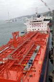 Oil And Gas Industry - Tanker Ship